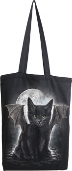 Designer Shopper Bat Cat