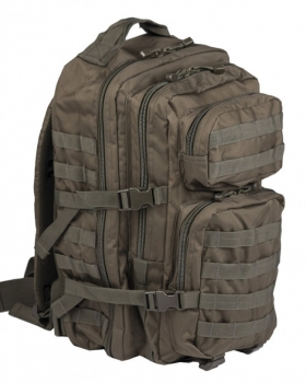 US Assault Pack LG oliv