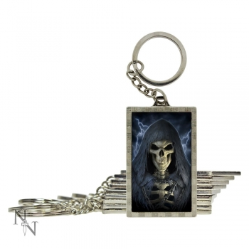 3D Keyring The Reaper - James Ryman