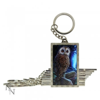 3D Keyring Way Of The Witch - Lisa Parker