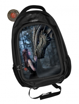 Once Upon a Time Rucksack in 3D Optik - Anne Stokes
