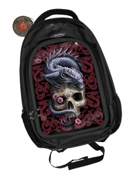 Oriental dragon Rucksack in 3D Optik - Anne Stokes