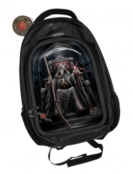 Time Waits For No Man Rucksack in 3D Optik - Anne Stokes