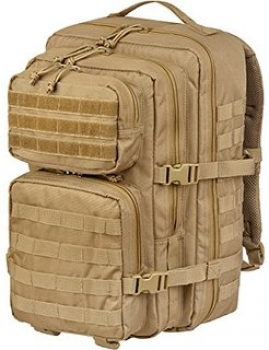 US Assault Pack LG khaki