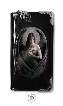 Angel rose purse mit 3D Bild- Anne Stokes
