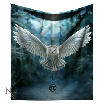 Awaken Your Magic Throw Anne Stokes 160cm