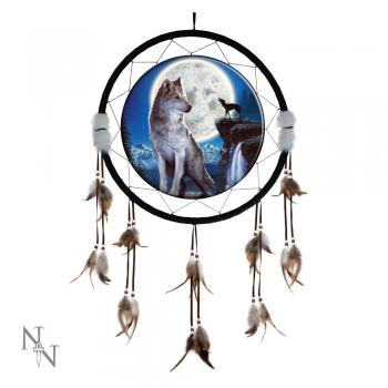 Blue Moon Dreamcatcher 60cm