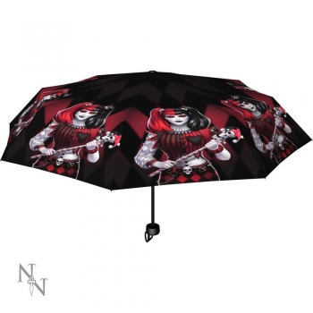 Dark Jester Umbrella - James Ryman