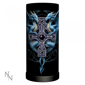 Dragon Duo Standlampe 27.5cm - Anne Stokes
