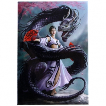 Dragon dancer - Anne Stokes