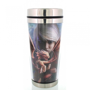 Dragonkin Thermobecher 0.45 Ltr. - Anne Stokes