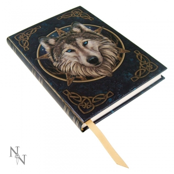 Embossed Journal The Wild One 17cm - Lisa Parker