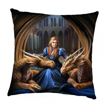 Kissen Fierce Loyalty 42cm - Anne Stokes