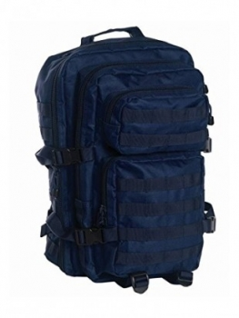 US Assault Pack LG blau