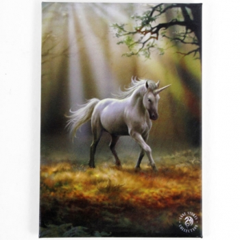Glimpse of a unicorn - Anne Stokes