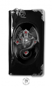 Gothic guardian purse mit 3D Bild - Anne Stokes