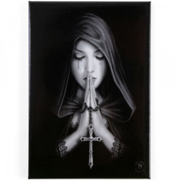 Cothic Prayer - Anne Stokes
