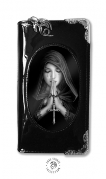Gothic Prayer purse mit 3D Bild - Anne Stokes