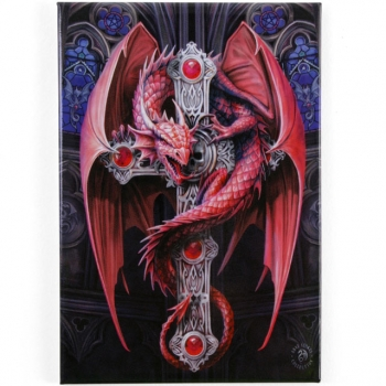 Gothic guardian - Anne Stokes