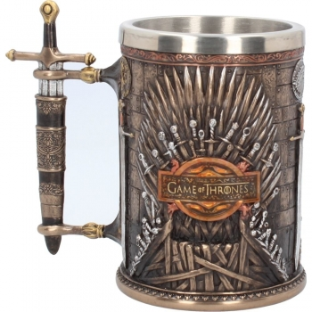 Iron Thrones Tankard (GOT) 14cm