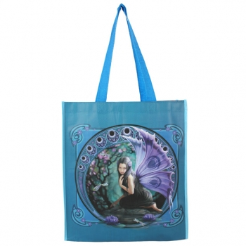 Naiad shopping bag by - Anne Stokes