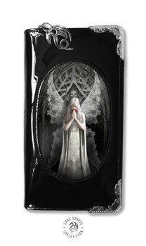 Only Love Remains purse mit 3D Bild- Anne Stokes