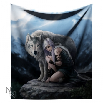 Protector Throw - Anne Stokes 160cm