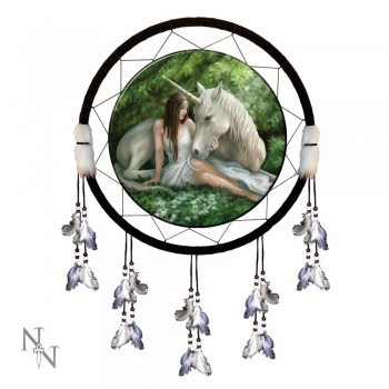 Pure Heart Dreamcatcher 60cm - Anne Stokes