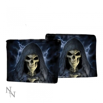 Men's Wallet - Geldbörse - Reaper 11cm - James Ryman