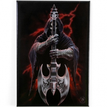 Rock god - Anne Stokes