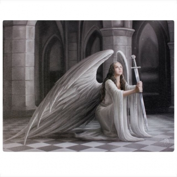 The Blessing  Bild 25 x 19 cm - Anne Stokes