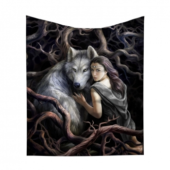 Soul Bond Throw Anne Stokes 160cm