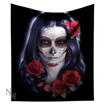 Sugar Skull Throw James Ryman 160cm