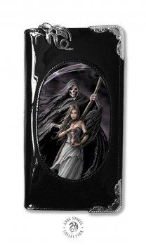 SummonThe Reaper purse mit 3D Bild- Anne Stokes