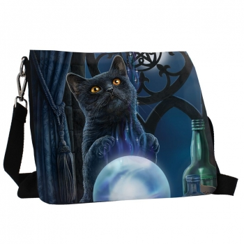 The Witches Apprentice geprägt Schultertasche - Lisa Parker 25cm