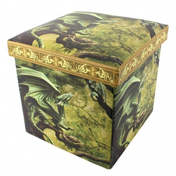 Designer - Funktions - Faltbox Walddrache - Anne Stokes