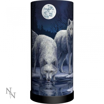 Warriors Of Winter Standlampe 27.5cm - Lisa Parker