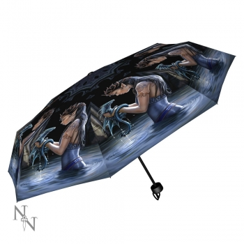 Water Dragon Umbrella - Anne Stokes