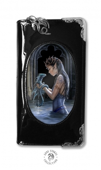 Water dragon purse mit 3D Bild - Anne Stokes