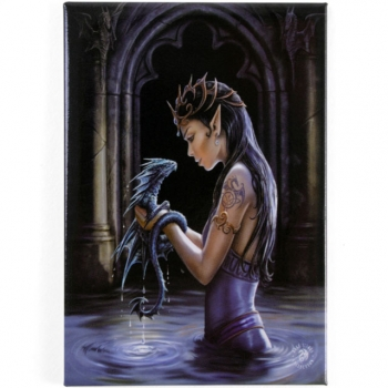 Water dragon - Anne Stokes