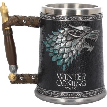 Winter is Coming Tankard  (GOT) 16cm