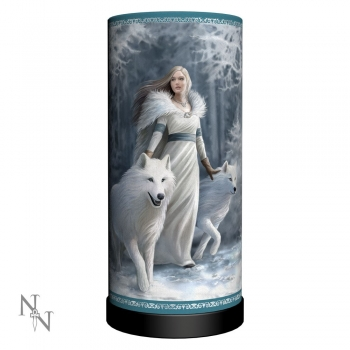 Winter Guardians Standlampe 27.5cm - Anne Stokes