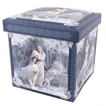 Designer - Funktions - Faltbox Winter guardian - Anne Stokes