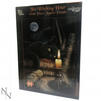 Witching Hour Puzzle 1000pcs - Lisa Parker