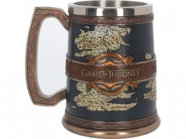 The Seven Kingdoms Tankard  (GOT) 14cm