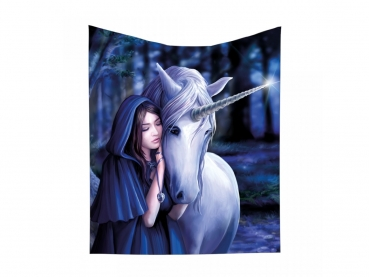 Solace  Throw - Anne Stokes 160cm