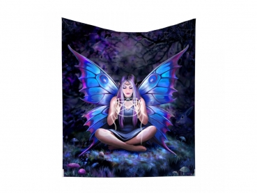 Spell Weaver Throw - Anne Stokes 160cm