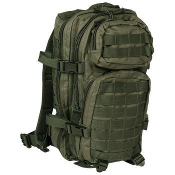 US Assault Pack SM oliv
