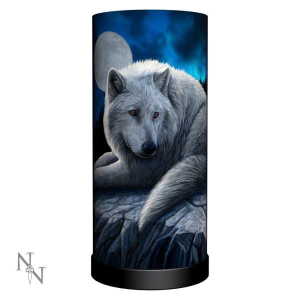 Guardian of the North Standlampe 27.5cm - Lisa Parker
