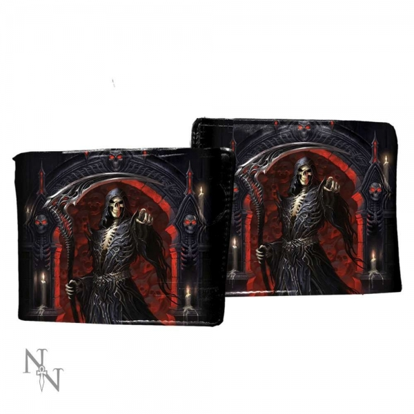 Men's Wallet - Geldbörse - You're Next 11cm - James Ryman
